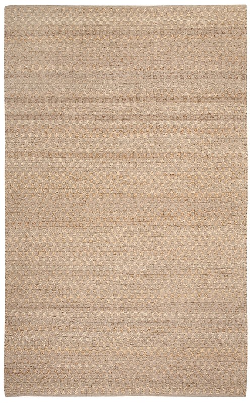 Capel Checkered 6507 650 Ecru Rug