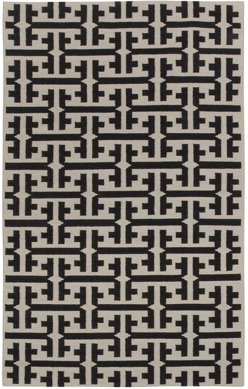 Capel Grecian 3632 300 Deep Grey Rug