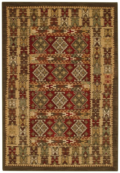 Capel Laud Adobe 5211 950 Multitones Rug