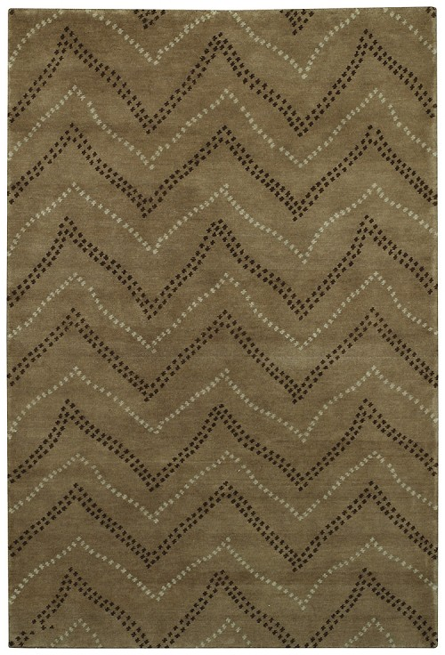 Capel Picturesque Whimsy 1624 700 Chocolate Rug