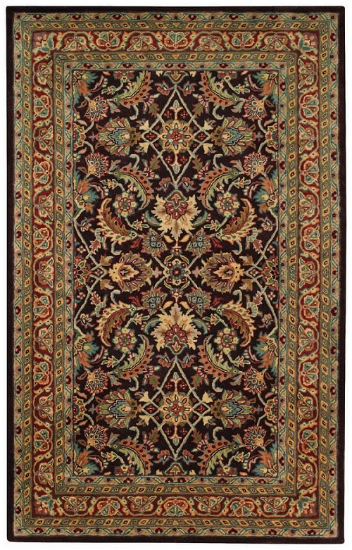 Keshan Expresso Piedmont Rug by Capel