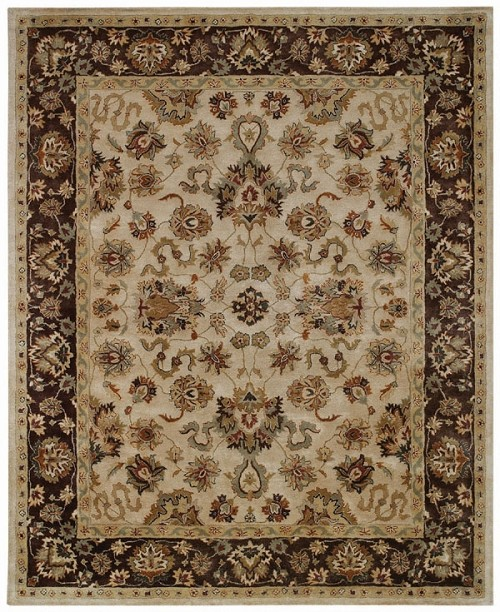 Persian Beige Piedmont Rug by Capel