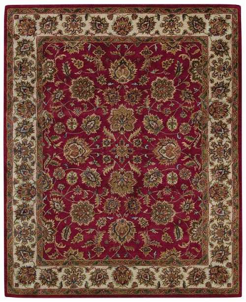 Persian Cinnabar Ivory Piedmont Rug by Capel