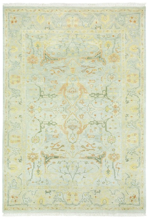 Capel Sullivan Street 1910 200 Light Green Rug