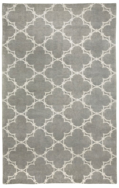 Capel Yale 1931 360 Light Charcoal Cream Rug