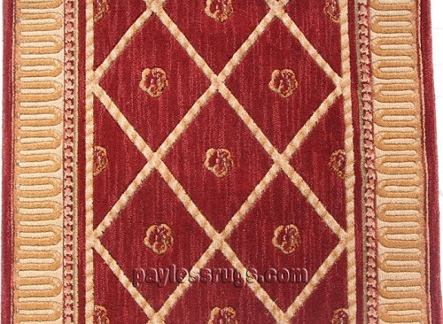 Barcelona BR03 Sienna European Carpet Stair Runner