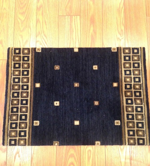 Metropolis ME01 Charcoal Carpet Stair Runner