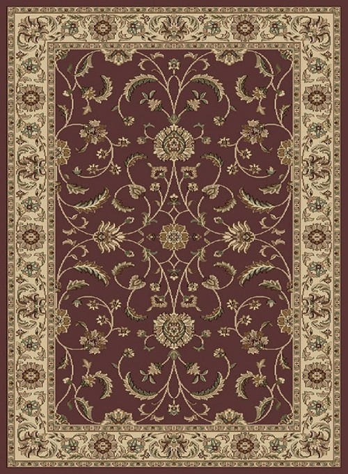 Atelier 8901Rd Wine Rug By Encore