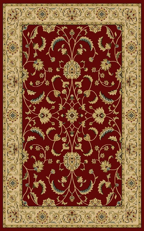 Atelier 8810Rd Red Rug By Interlude