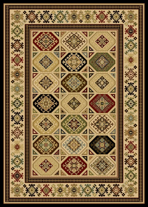 Sunland 8838Mi Multi Rug By Interlude