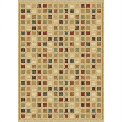 1908Mi Jameson Multi /Wheat Rug By Shadows
