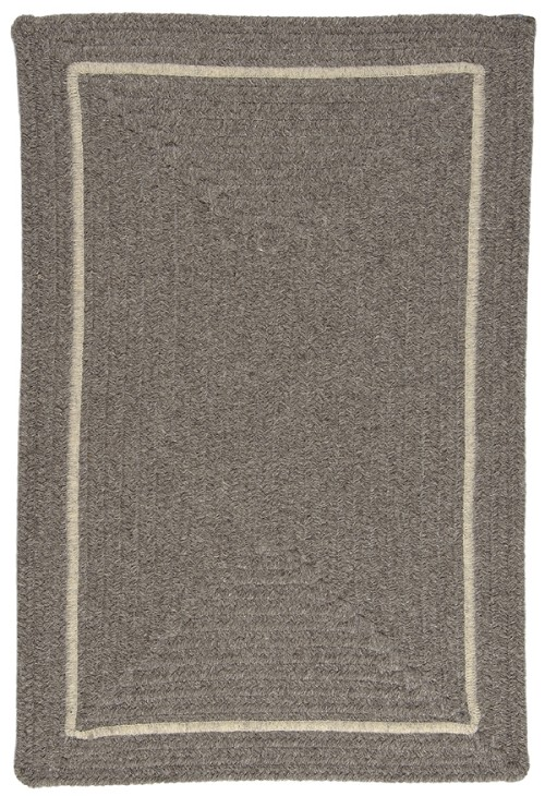 EN-32 Rockport Gray Shear Natural Rug by Colonial Mills