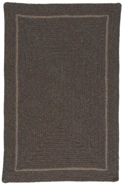 EN-35 Rural Earth Shear Natural Rug by Colonial Mills