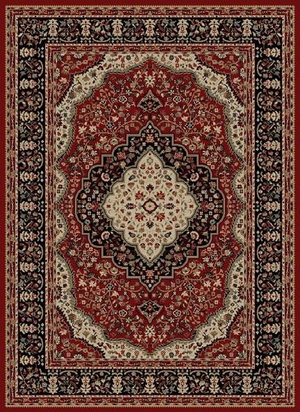 Concord Ankara 6140 Kerman Red Area Rug