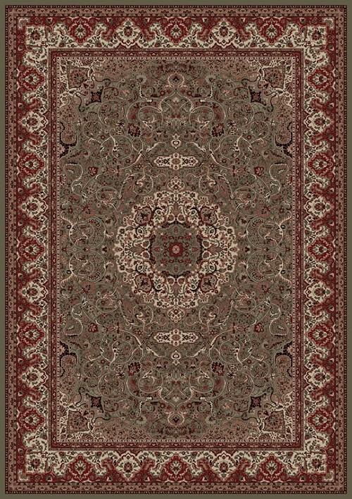 Classics 2035 Isfahan Green Area Rug