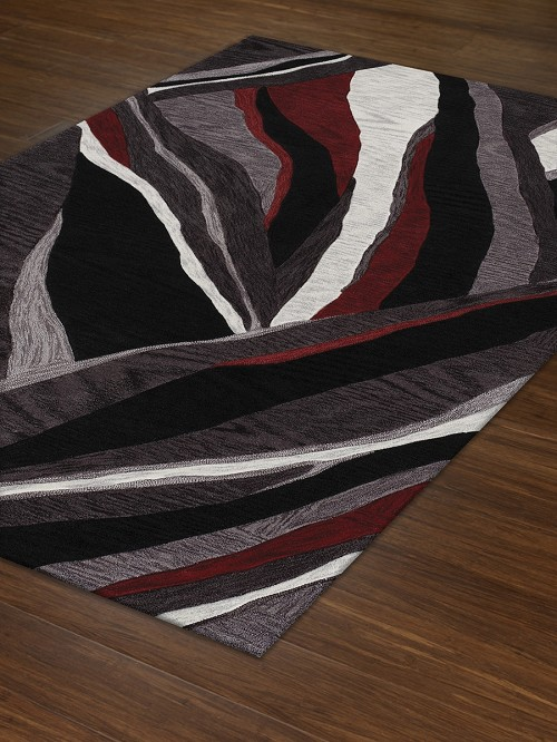 Studio Collection by Dalyn: SD16 Black Studio Rug by Dalyn