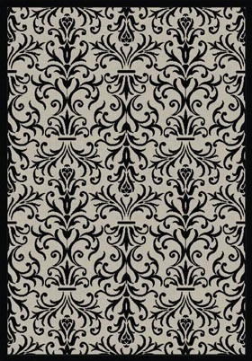 Sand Black 2742 3901 Piazza Outdoor Rug By Dynamic