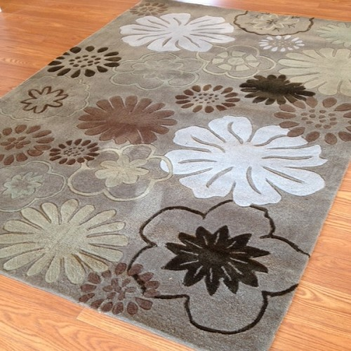 Payless Rugs Clearance Felicity Fusion Area Rug 5 ft x 7 ft 6 in