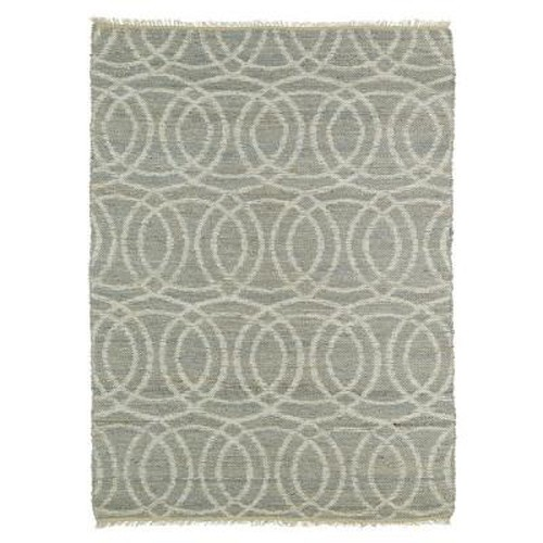 Kaleen Kenwood KEN03 75 Grey Area Rug