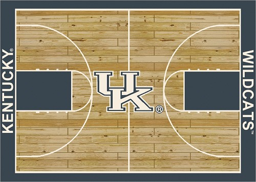 College Basketball Court Kentucky 100 Stainmaster Stain