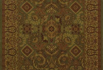 Savoy Topkapi 25978 Lichen Carpet Stair Runner