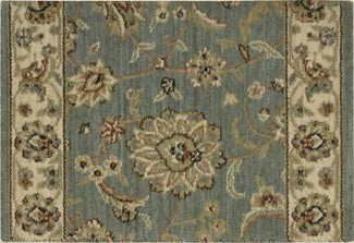 Sultana SU-21 Sapphire Traditional Persian Carpet Stair Runner