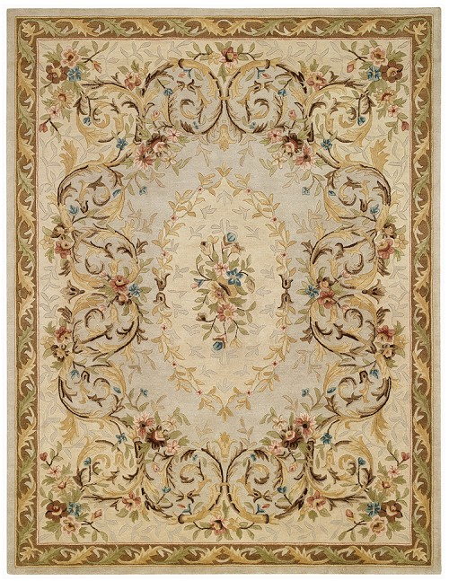 Beige Evelyn Rug by Capel