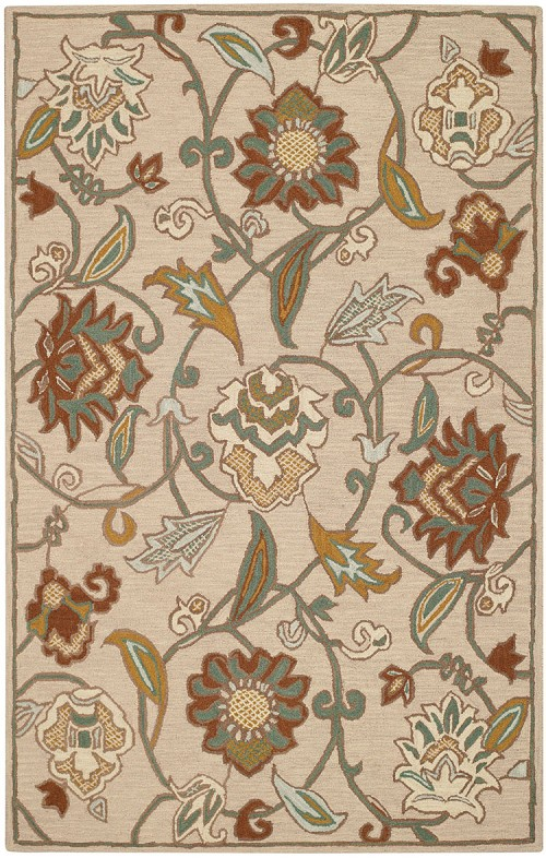Capel Pagoda 3290 740 Light Tan Rug