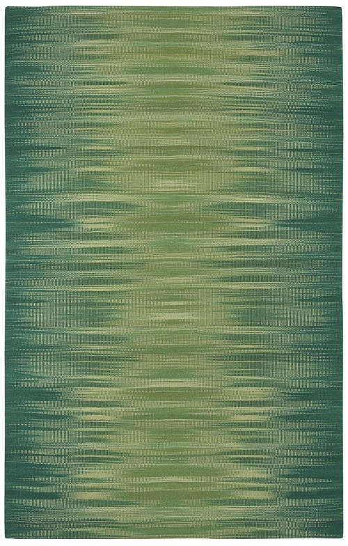 Capel Beam 3634 250 Green Rug