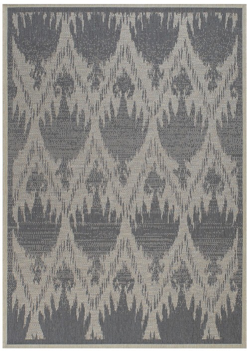 Capel Udorn Flower 4720 465 Blue Rug