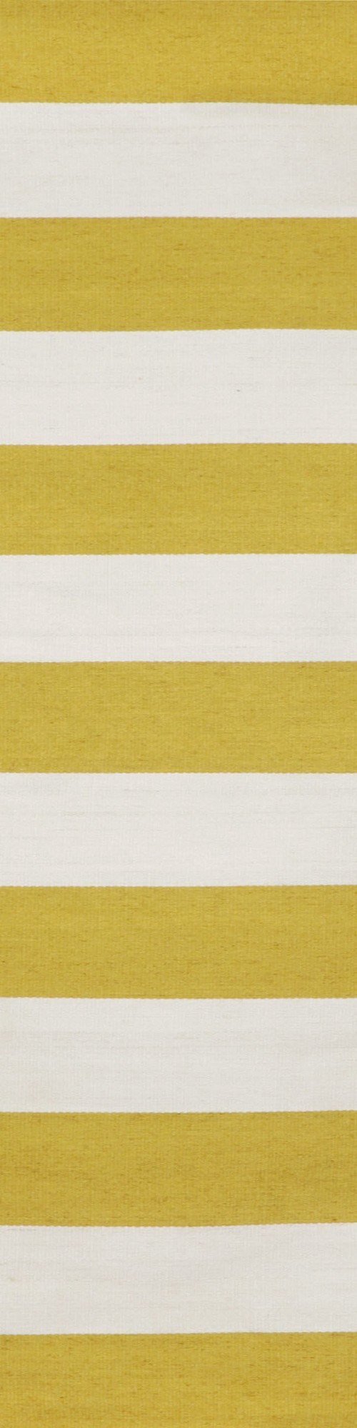 Trans-Ocean Sorrento 6302/09 Rugby Stripe Yellow Area Rug