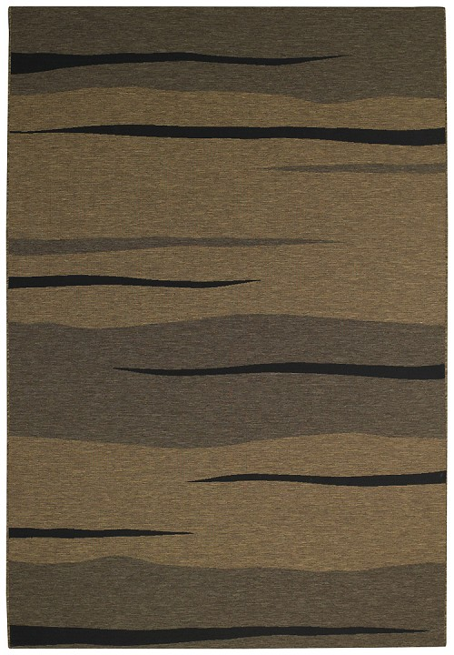Capel Adventure Bengal 6953 750 Chestnut Rug