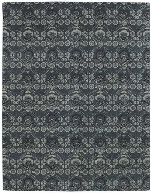 Capel Norfolk 9266 300 Grey Rug