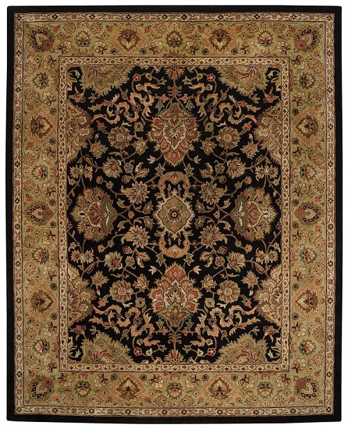 Mahal Onyx Forest Park Rug by Capel