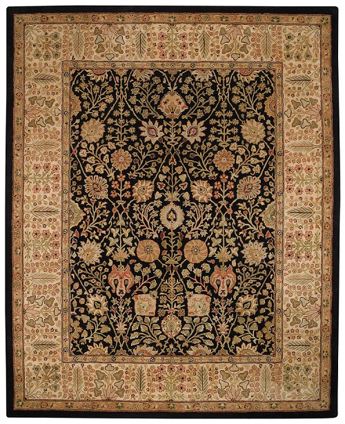 Persian Cedars Onyx Forest Park Rug by Capel