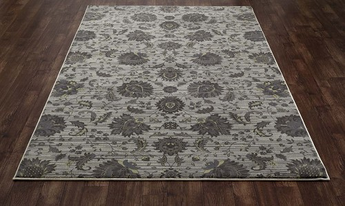 Jewel Grow Forth Cream Rug