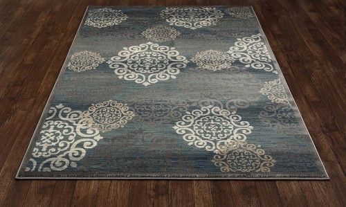 Bogart Day Dreaming Blue Rug
