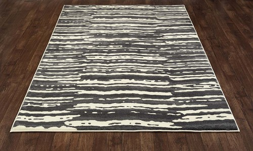 Newtown Impression Grey Rug