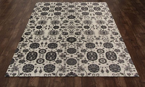 Jewel Borderless Cream Rug