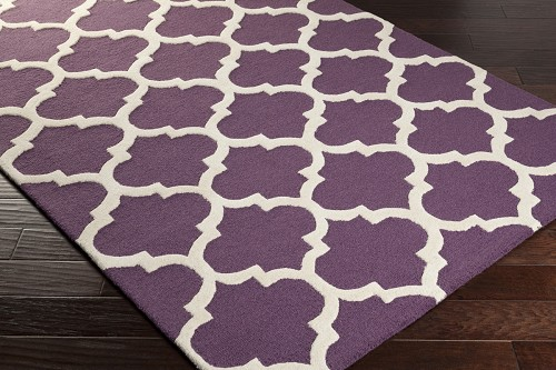 Artistic Weavers Pollack Stella AWAH2031 Purple/White Area Rug