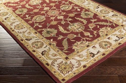 Artistic Weavers Oxford Isabelle AWDE2007 Red/Beige Area Rug