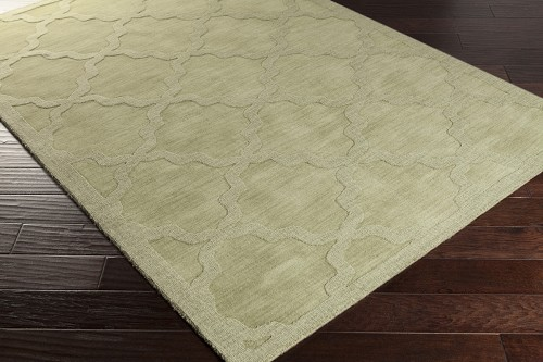 Artistic Weavers Central Park Abbey AWHP4016 Sage Area Rug