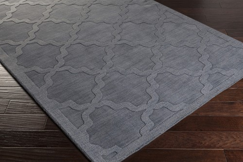 Artistic Weavers Central Park Abbey AWHP4023 Charcoal Area Rug