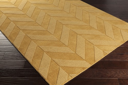Artistic Weavers Central Park Carrie AWHP4031 Gold Area Rug