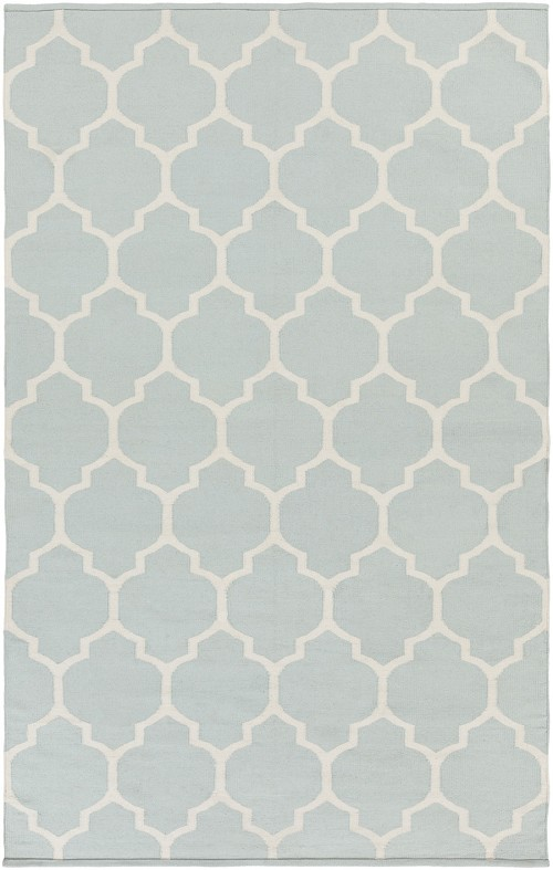 Artistic Weavers Vogue Claire AWLT3013 Light Blue/White Area Rug