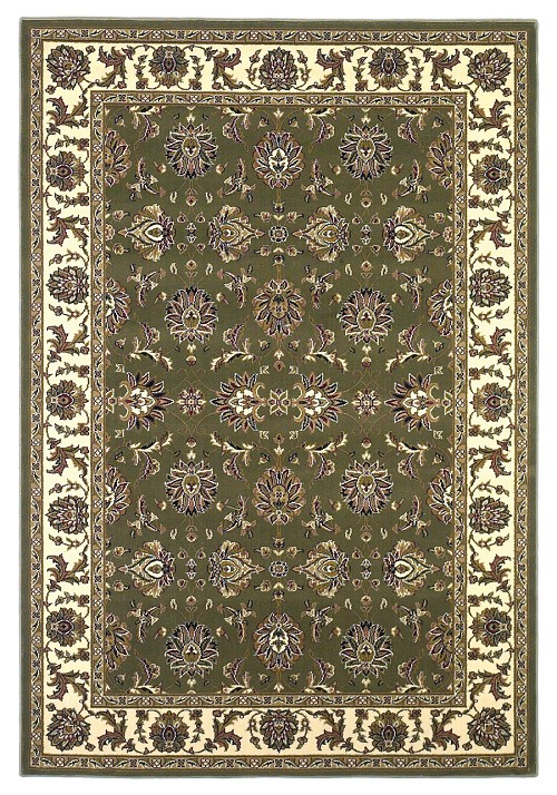 Cambridge 7314 Green/Ivory Rug by Kas