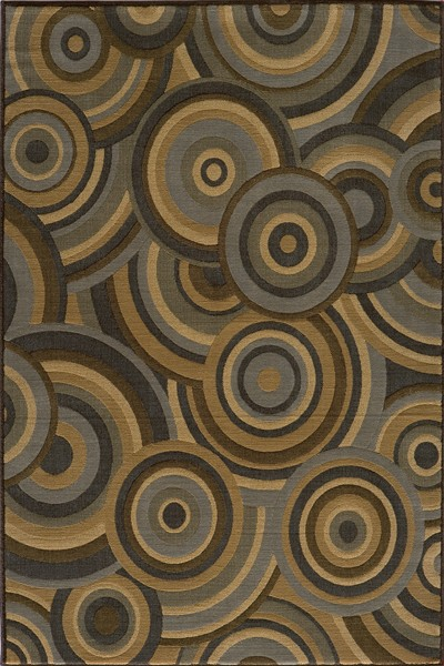 Dream DR-05 Brown Rug by Momeni