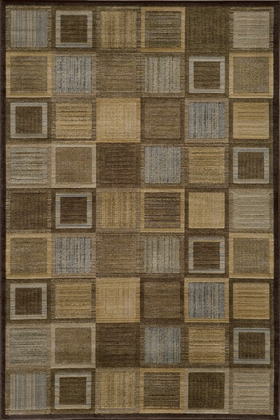 Dream DR-07 Brown Rug by Momeni