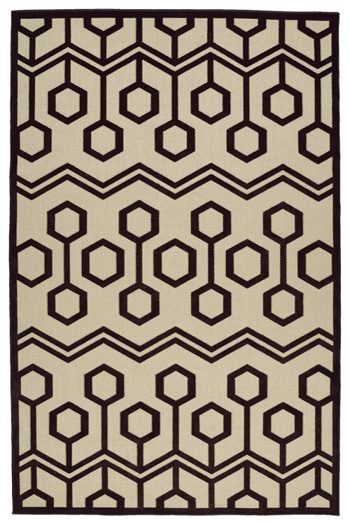 Kaleen A Breath of Fresh Air FSR07-49 Brown Rug