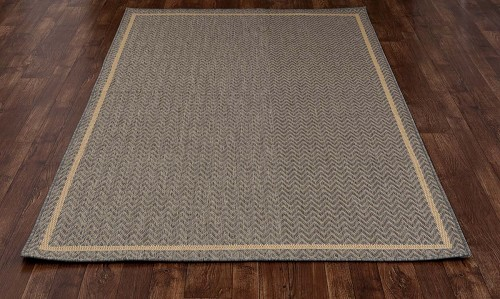 All Seasons Grooveyard Grey Rug